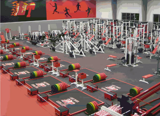 LT Weight Room